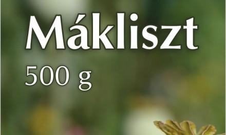 Mákliszt