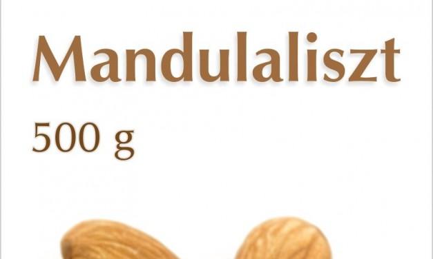 Mandulaliszt
