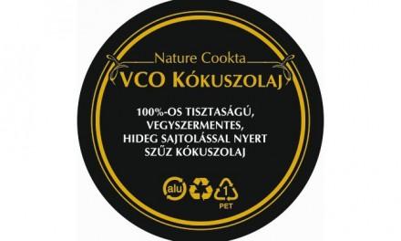 VCO Kókuszolaj