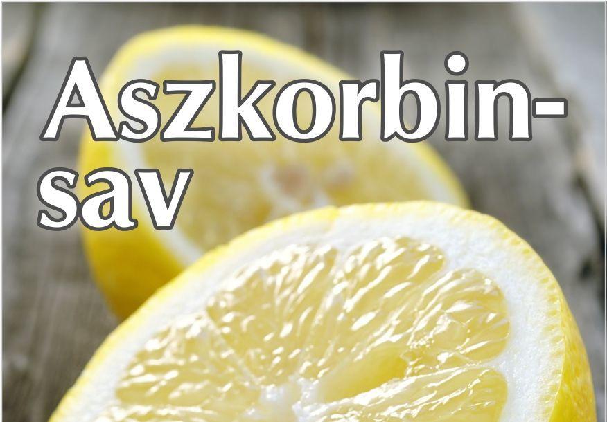 Aszkorbinsav