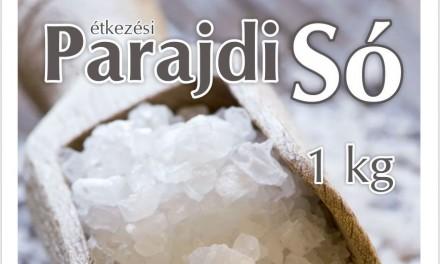 Parajdi só