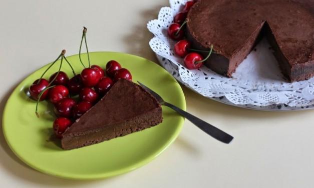 Francia csokitorta paleoósan