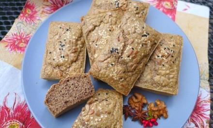 Gluténmentes kenyérke (Paleo)