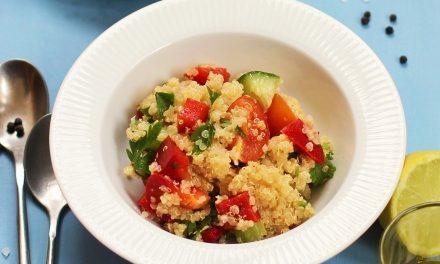 Quinoa saláta