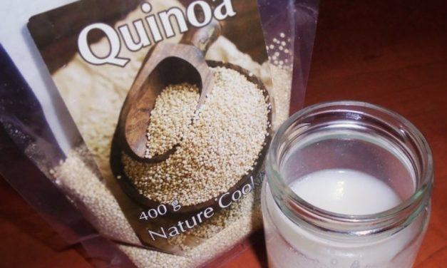 Quinoa tej