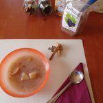 Körteleves szőlőmag finom-őrlemény