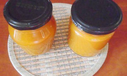 Sütőtök-alma dzsem